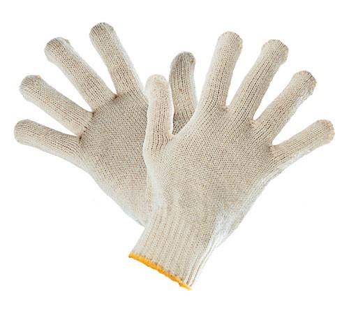 перчатки х/б 7,5 4-х нитка 10 класс